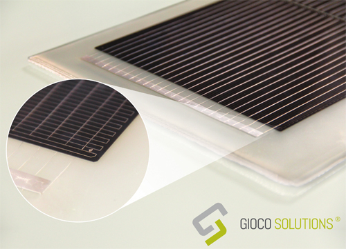 Gioco Semi Flexible Monocrystalline Solar Panel - Full Range